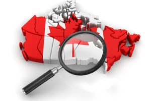 カナダの経験と実績